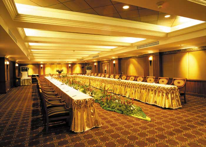 MEETING ROOM & CONVENTION HALL